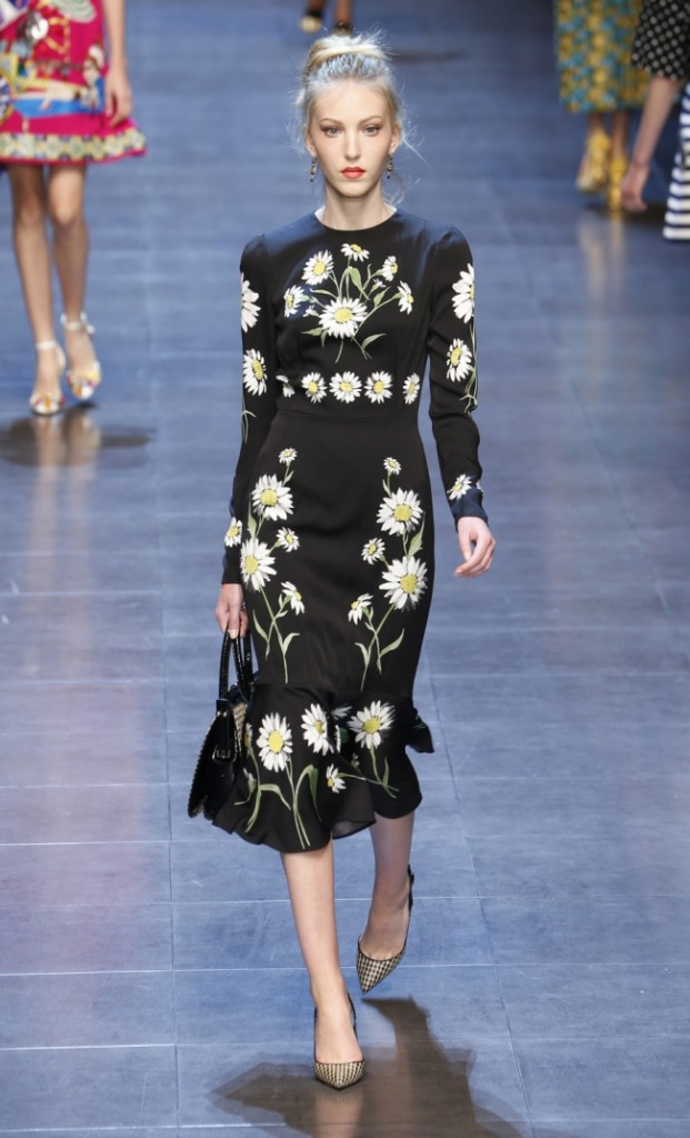 Dolce & Gabbana colectia 2016 4