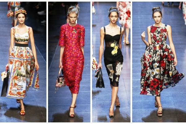 Dolce & Gabbana colectia 2016
