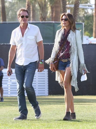 Vedete de la Hollywood la Festivalul Coachella