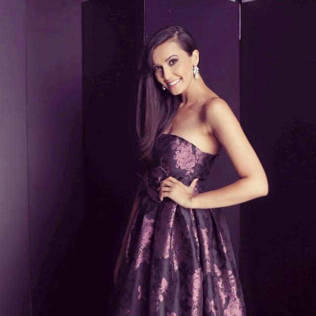 Alexandra Badoi – vestimentatie Aura Radu