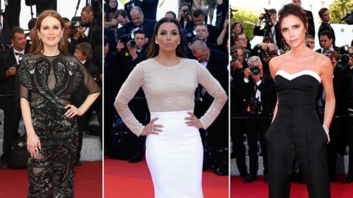 Covorul rosu la Cannes 2016