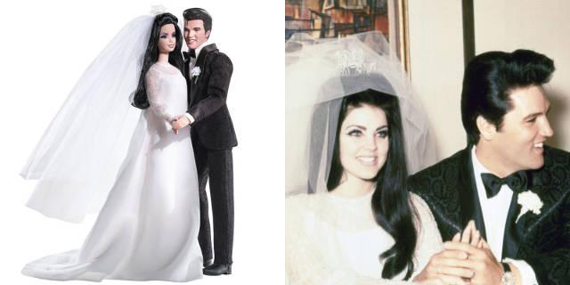 Elvis si Priscilla Presley