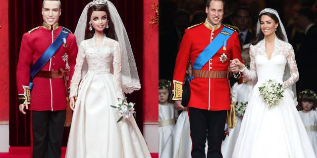 Printul William si Ducesa Kate