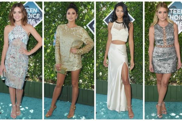 Top tinute Teen Choice Awards 2016