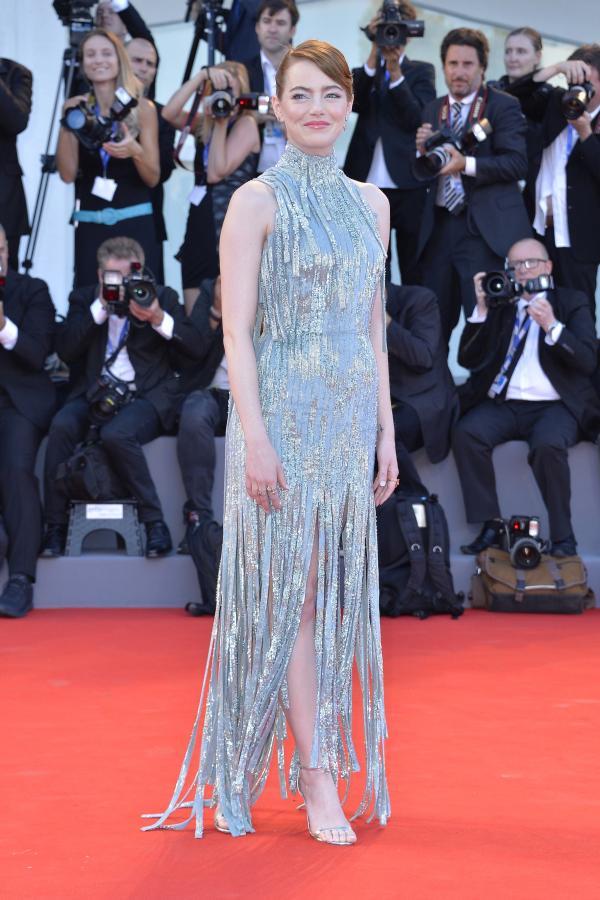 Festivalul de film de la Veneţia – covorul rosu