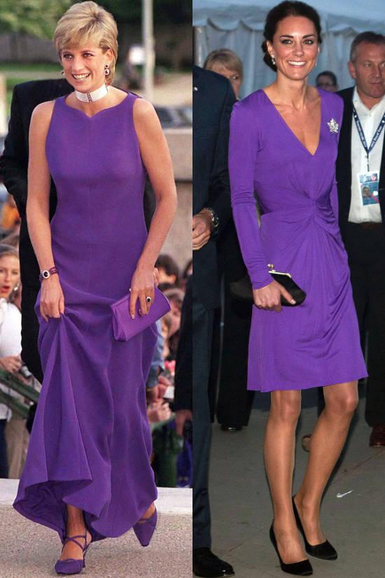 Top 10 fotografii – Kate Middleton imbracata ca Printesa Diana