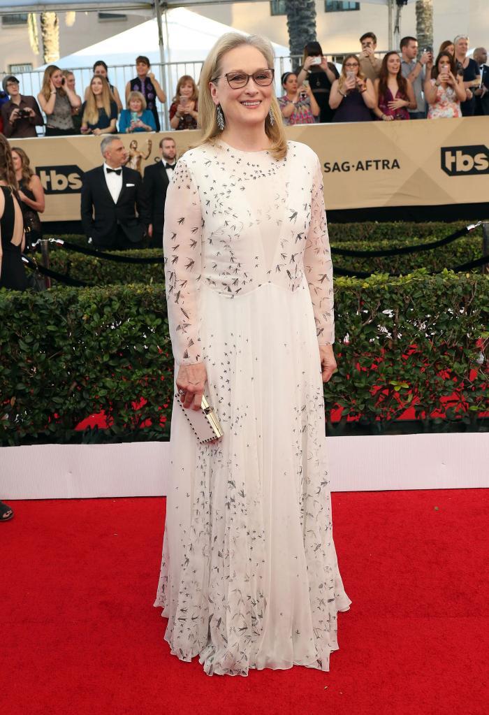Meryl Streep - rochie Valentino