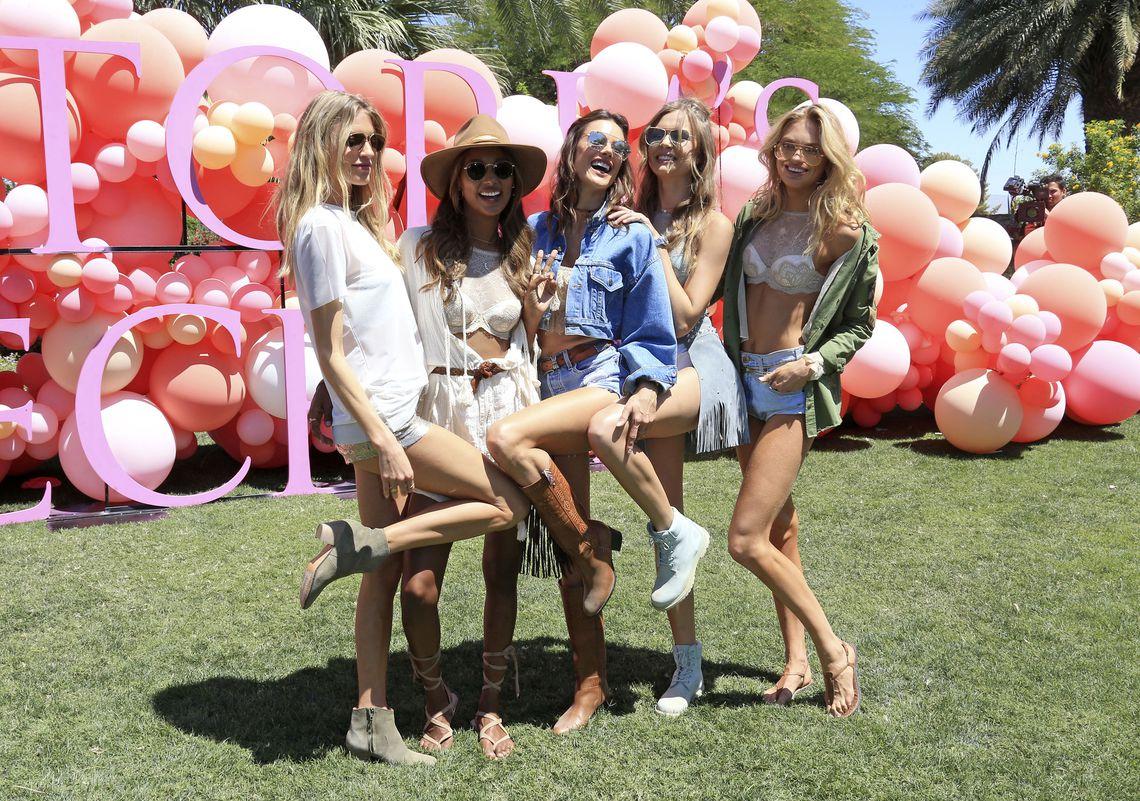 Coachella 2017 – tinutele vedetelor