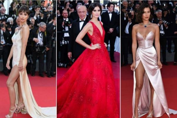 Cele mai atragatoare vedete de la Hollywood la Cannes