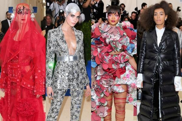 MET GALA 2017- top cele mai interesante aparitii pe covorul rosu
