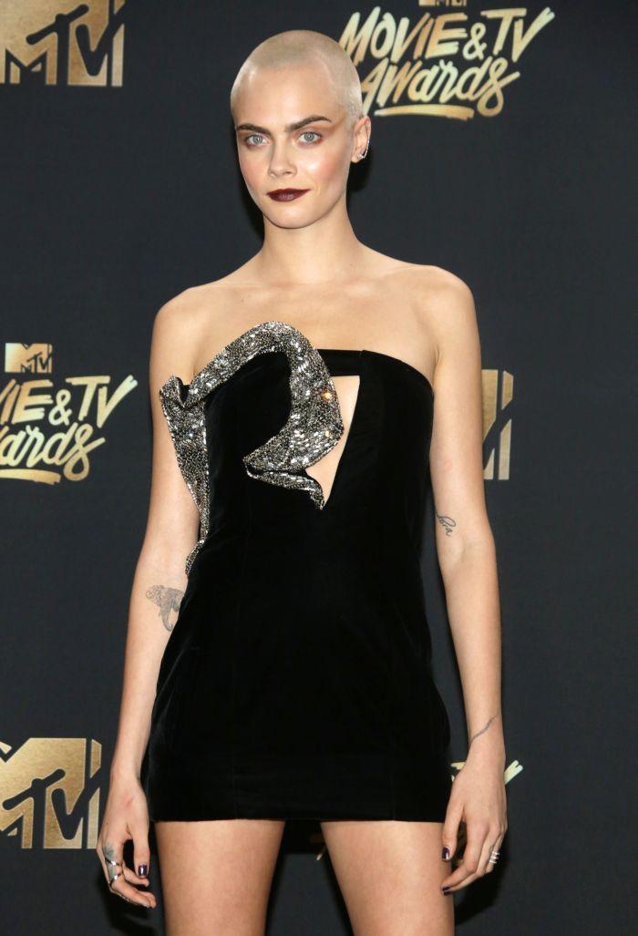 Movie & TV Awards – rochiile sexy ale divelor
