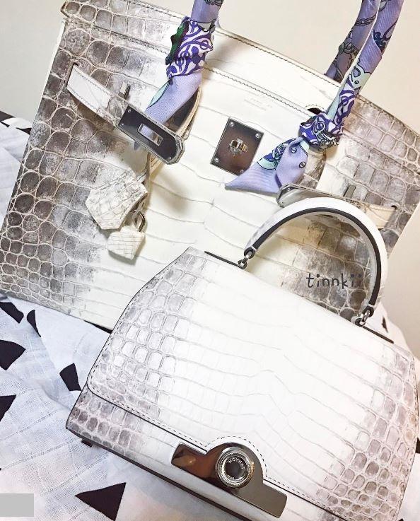 Geanta Hermes Birkin vândută cu 380.000 de dolari!