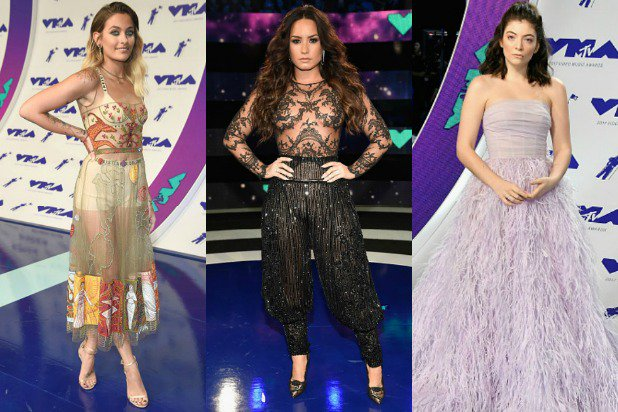 Cele mai impresionante aparitii de la MTV VMA 2017