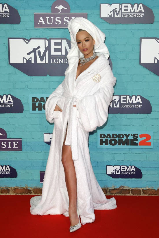 Red Carpet MTV Europe Music Awards