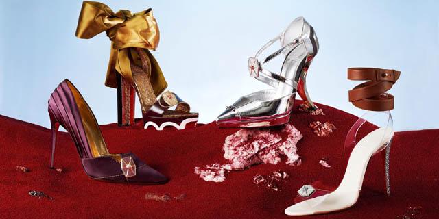 Christian Louboutin si Disney lanseaza pantofii Star Wars