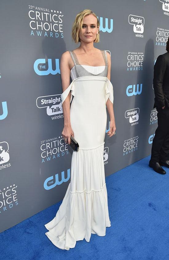 Diane Kruger rochie Vera Vang