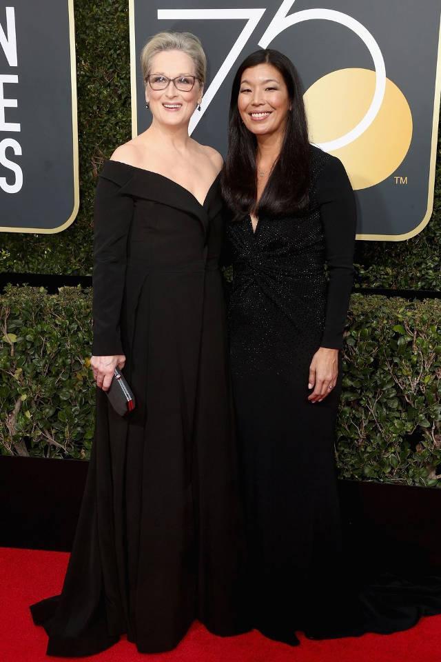 Meryl Streep si Ai Jen Poo