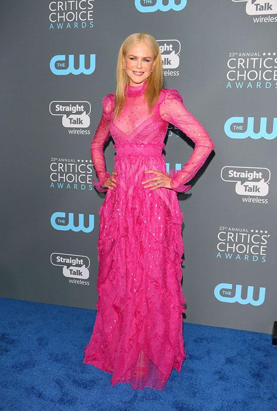 Nicole Kidman rochie Valentino