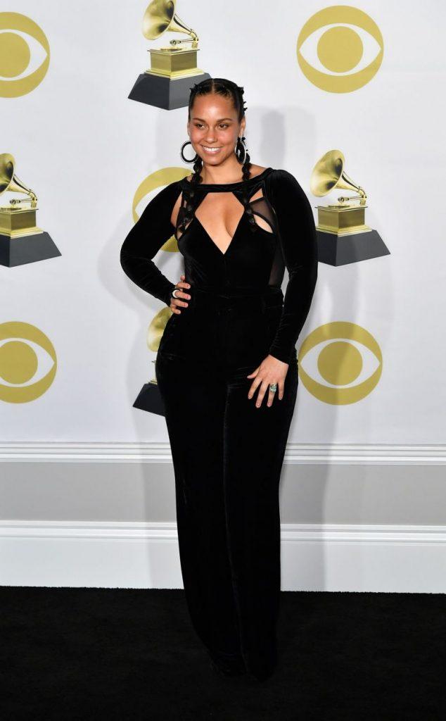 Alicia Keys salopeta Bao Tranchi