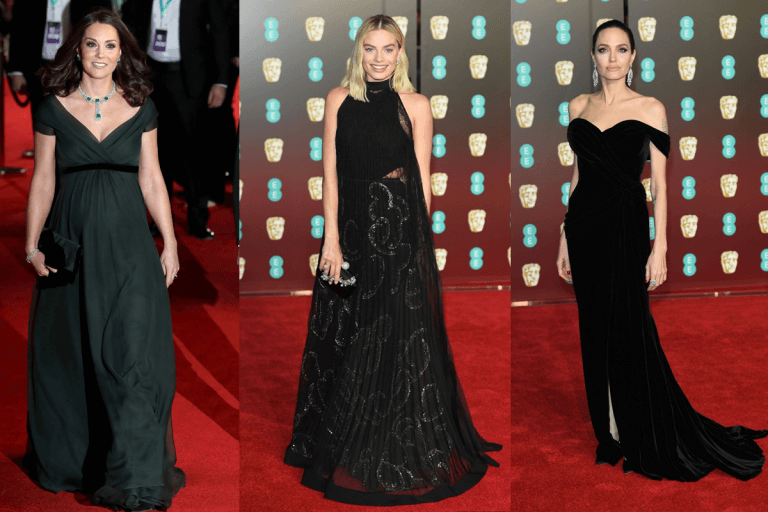 Cele mai inspirate aparitii la BAFTA AWARDS 2018!