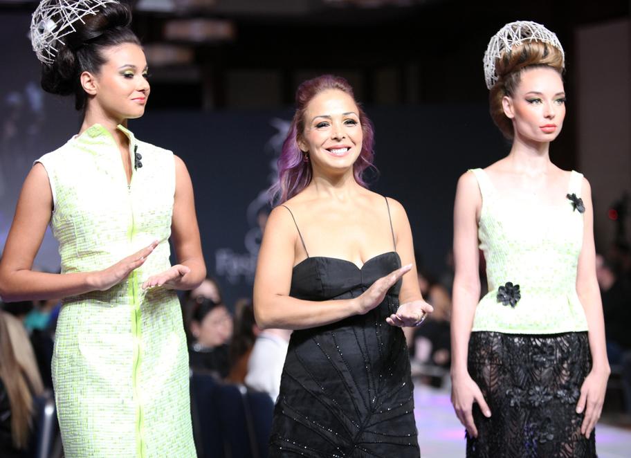 """Designerul de top Alexandra Popescu-York lanseaza noua colecţie de lux """"Magnetic"""""""