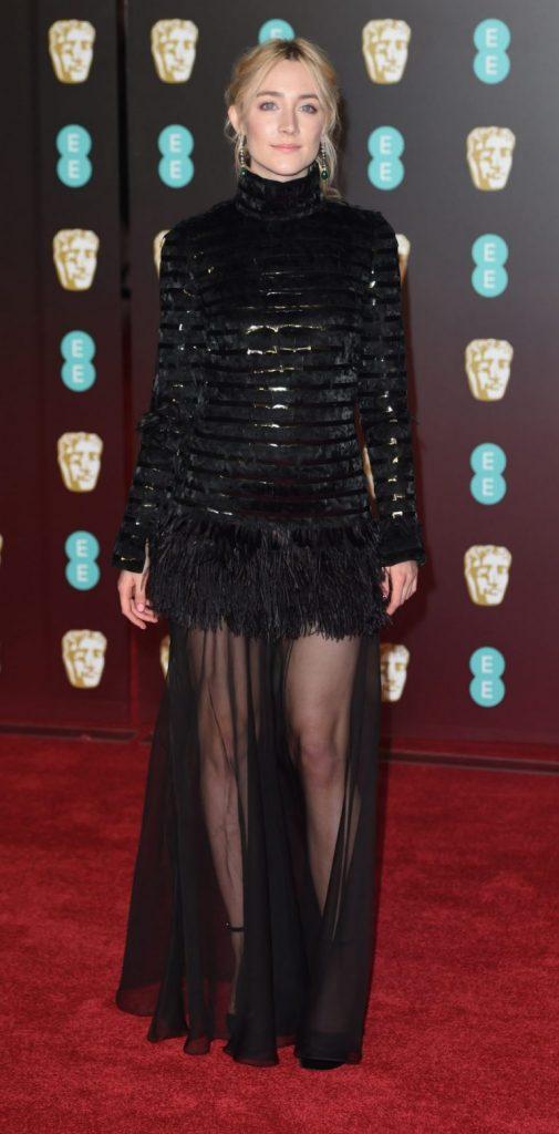 Saoirse Ronan in rochie Chanel