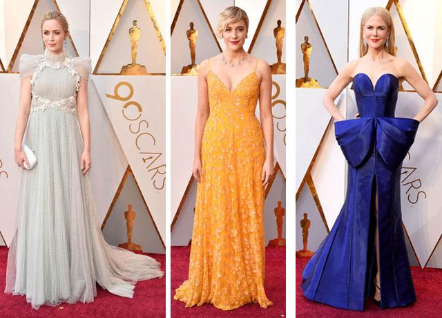 9Oscar 2018: cele mai frumoase rochii