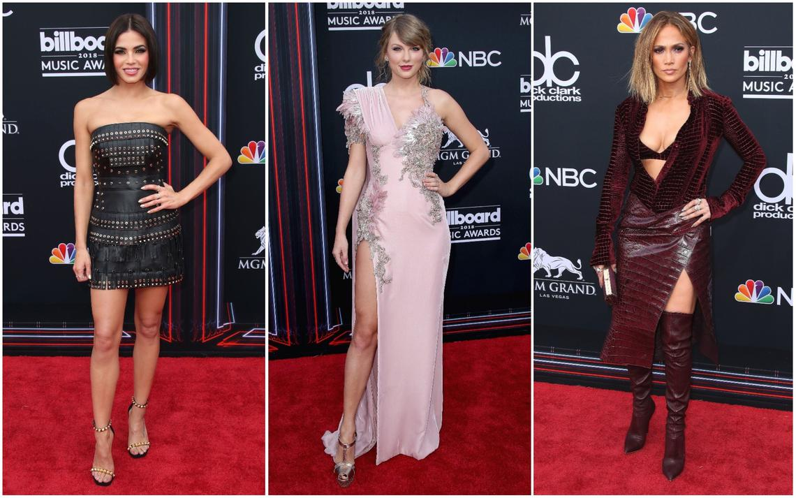 Ce ținute au ales vedetele la gala Billboard Music Awards 2018