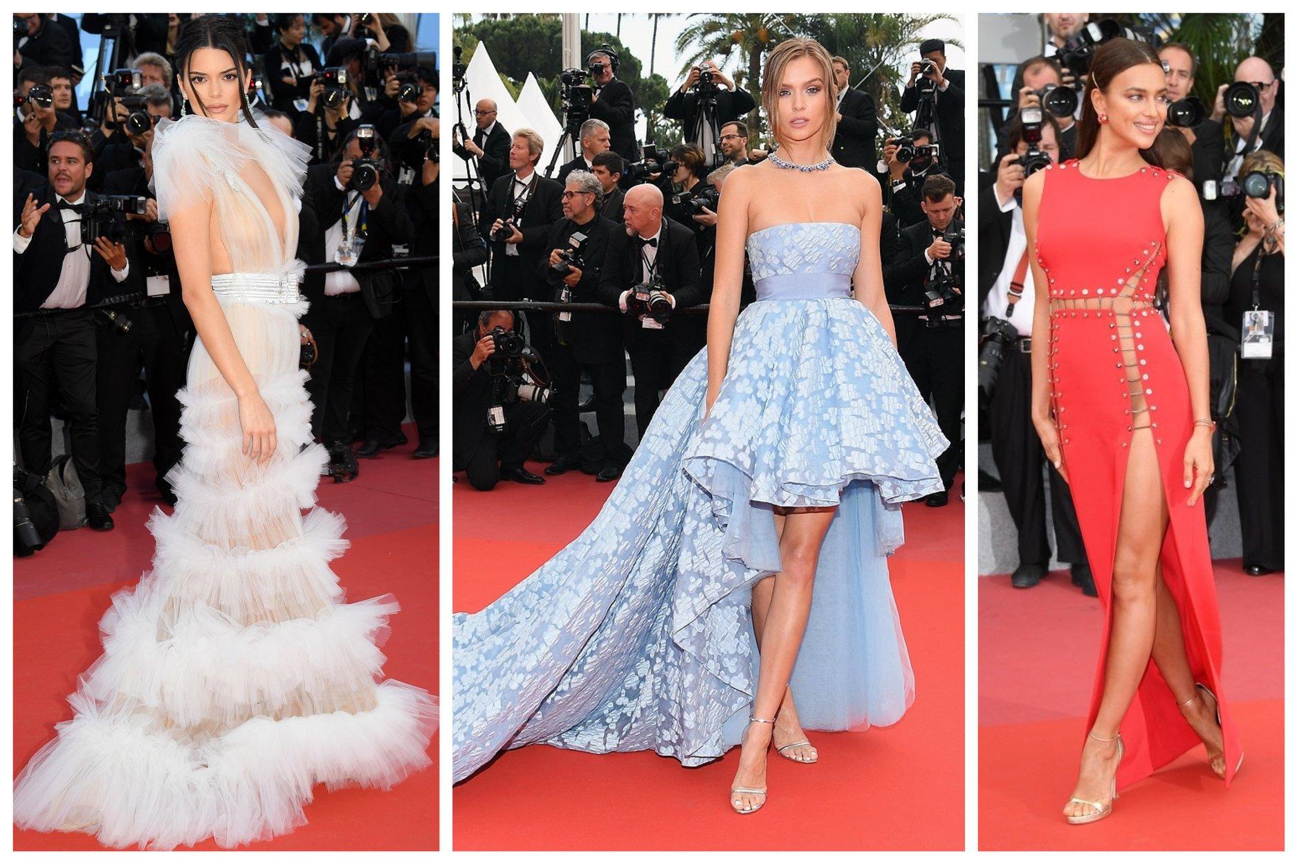 Tinute la Festivalul de Film de la Cannes 2018
