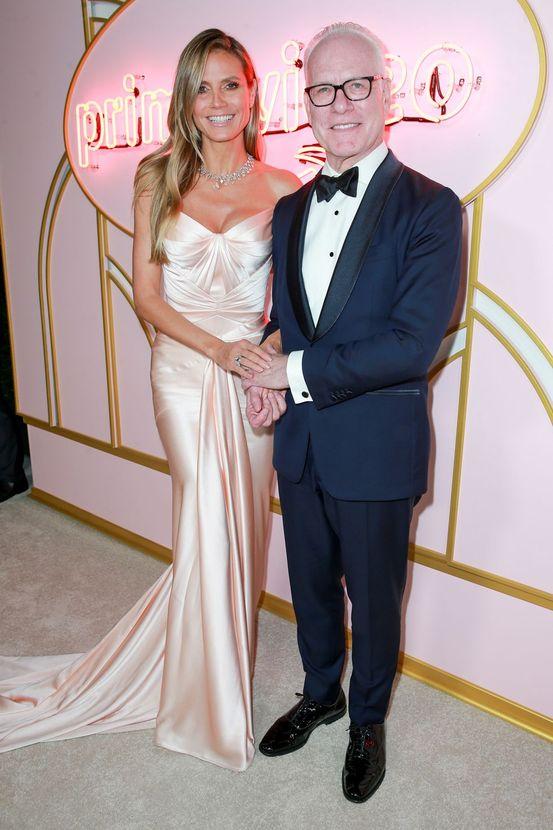 Heidi Klum si Tim Gunn