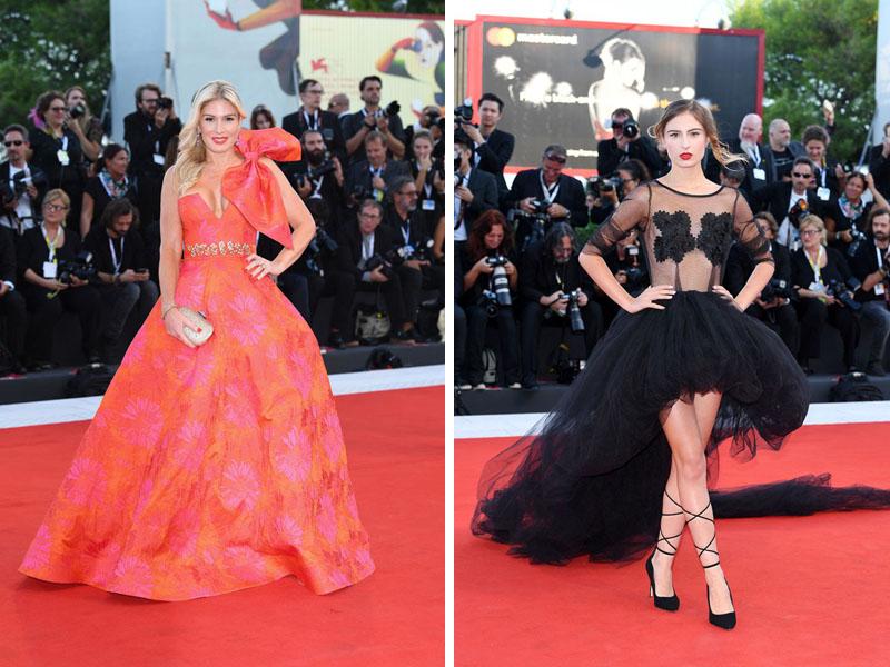 Cele mai elegante aparitii de la Festivalul de Film de la Venetia