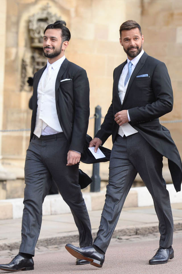 Ricky Martin si Jwan Yosef