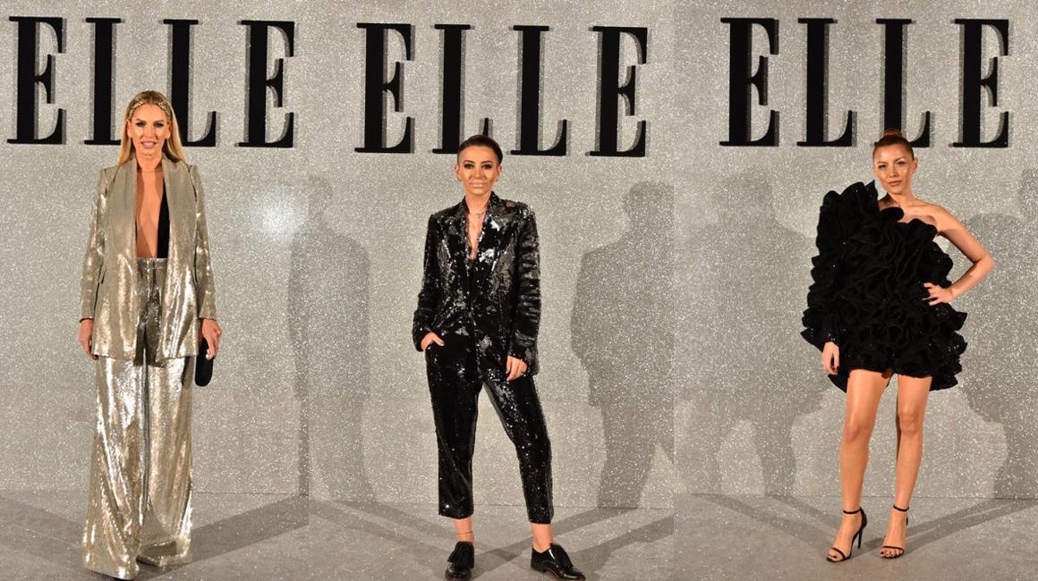 Elle Style Awards 2018- dress code-ul a fost 'Noire / Glitter / Extravaganza'
