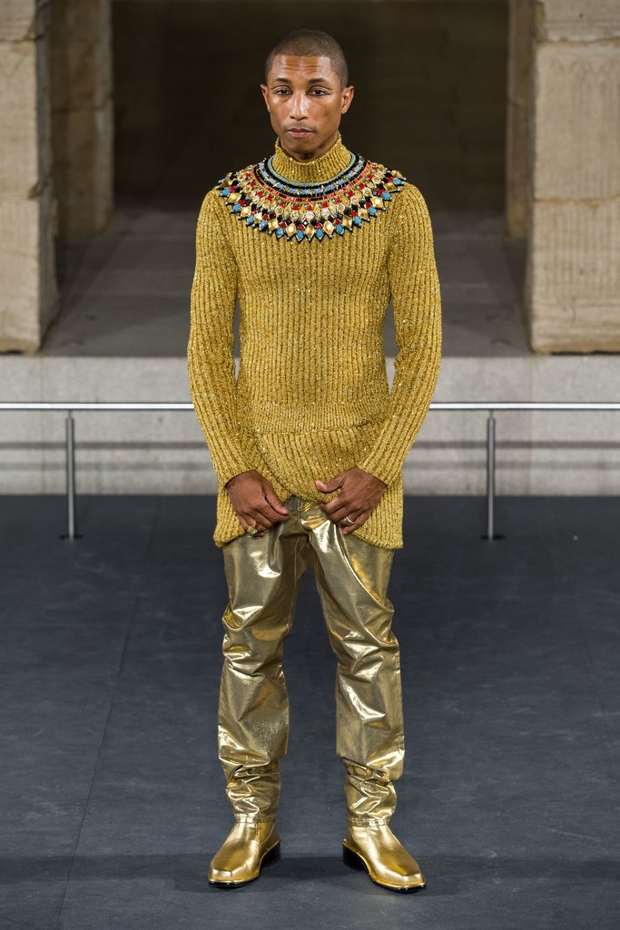 Moda inspirata din Egiptul Antic in noul show Chanel
