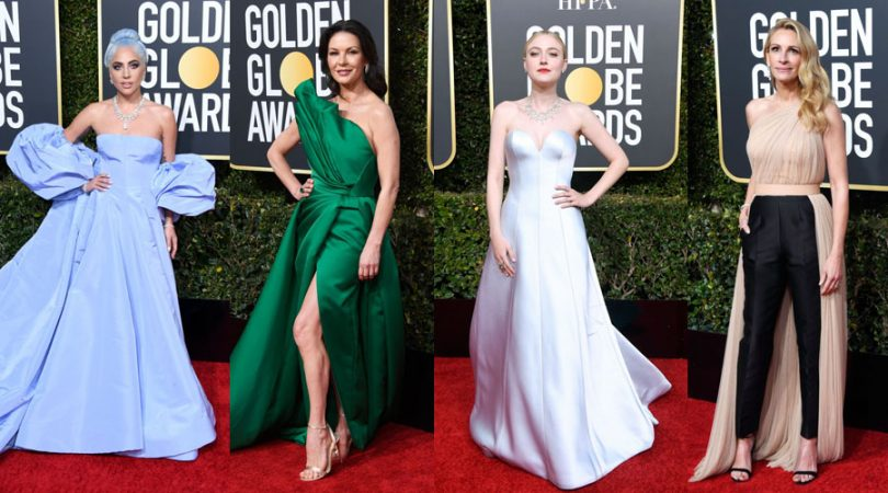 Red Carpet Golden Globes 2019