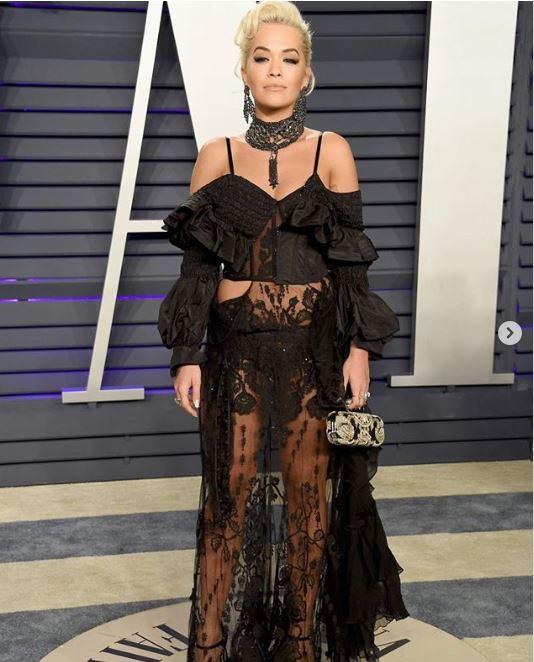 Rita Ora ( Oscare Awards 2019)