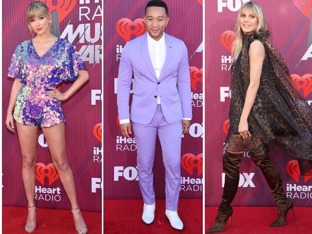 Ce au purtat vedetele la iHeart Radio Music Awards