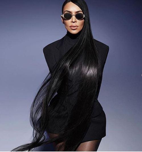 Kim Kardashian a facut echipa cu celebrul brand Carolina Lemke
