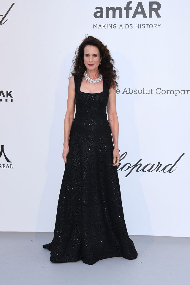 Andie MaDowell