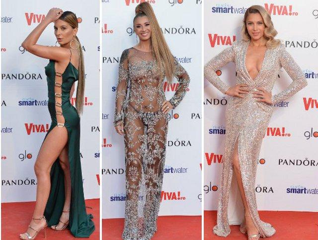 Cele mai sexy aparitii de la petrecerea Viva! 2019
