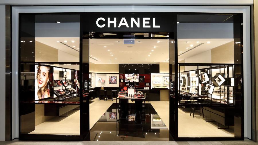 Accesoriu de lux in forma de minge de baschet de la Chanel
