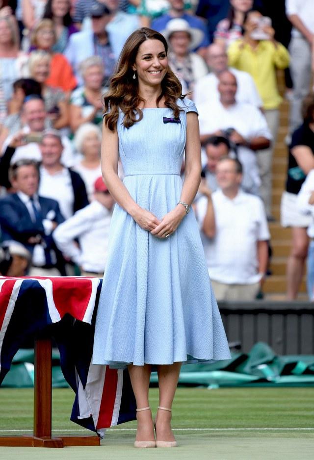 Cum s-au imbracat vedetele la Wimbledon
