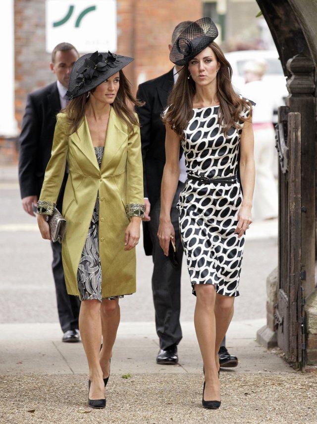 Kate si Pippa Middleton