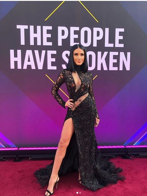 Adelina Pestrițu, prima româncă la gala E! People's Choice Awards
