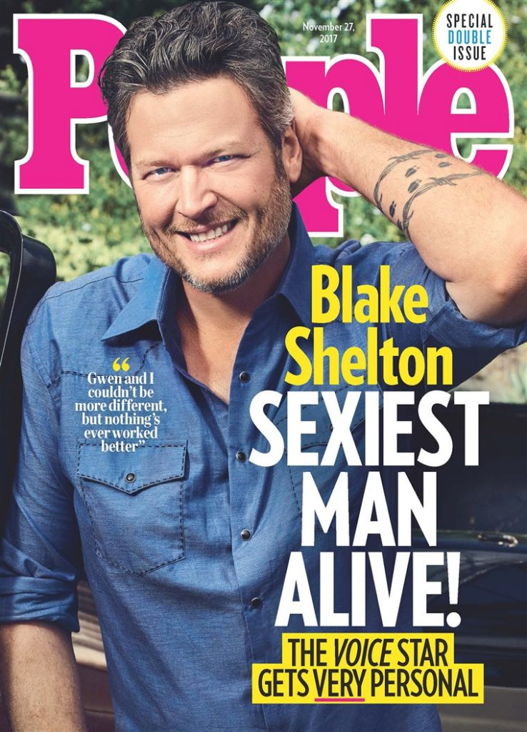 Blake Shelton (2017)