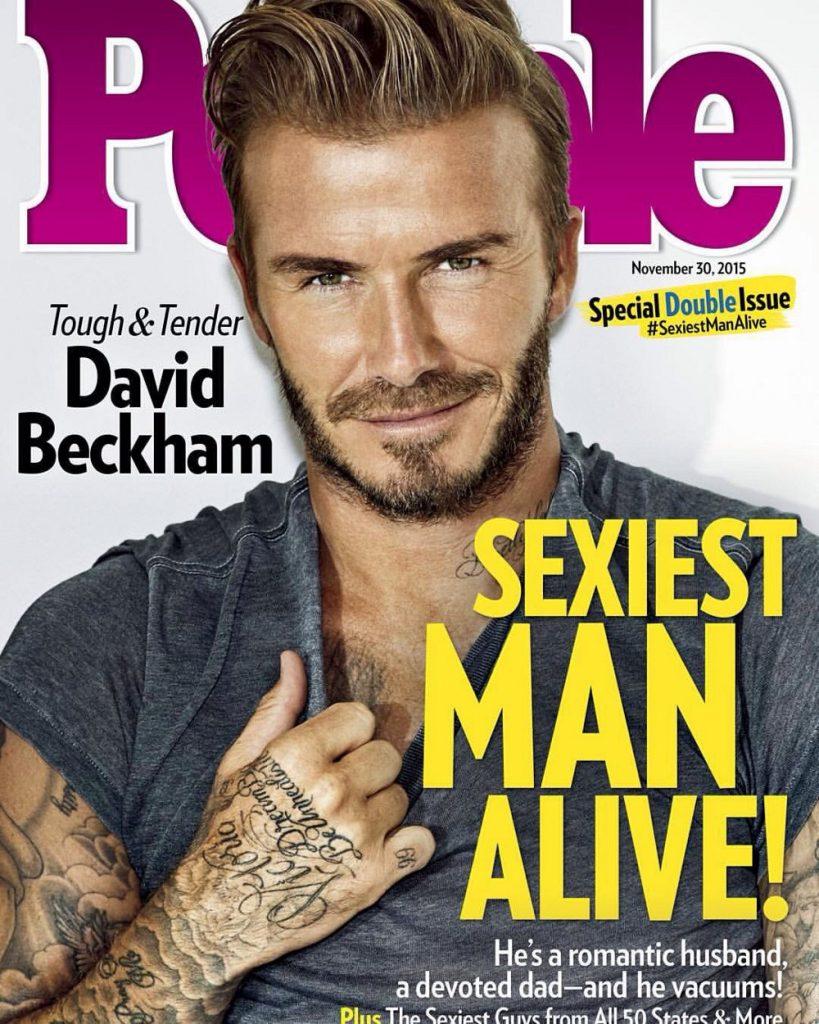 David Beckham (2015)