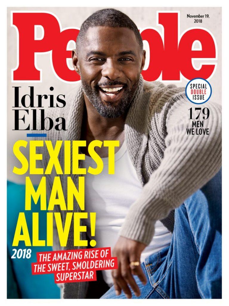 Idris Elba (2018)