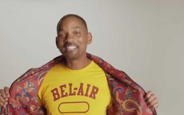 """Will Smith şi-a lansat o colecţie de haine """"Prinţul din Bel-Air"""""""