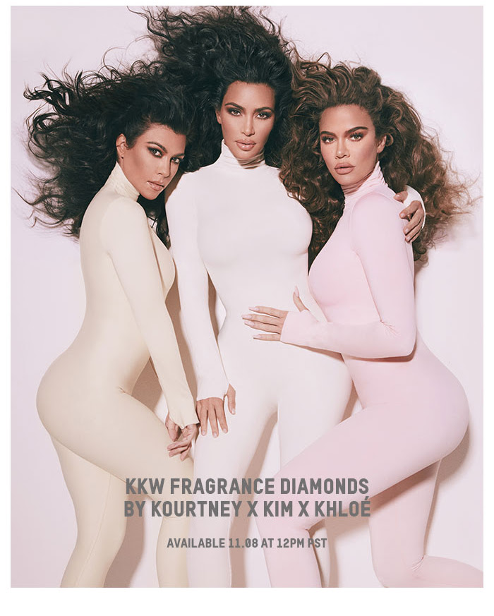 Diamons Collection by Kourtney x Kim x Khloe