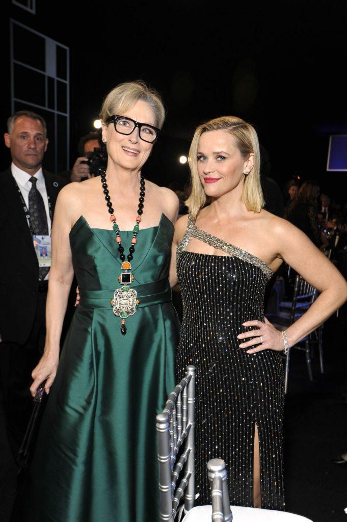 Meryl Streep si Reese Witherspoon